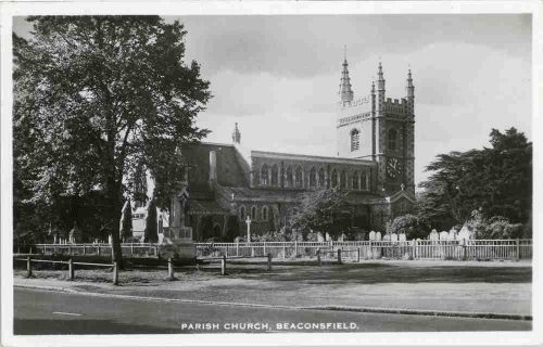 Beaconsfield Front 001