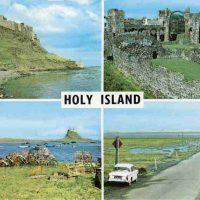 HOLY ISLAND