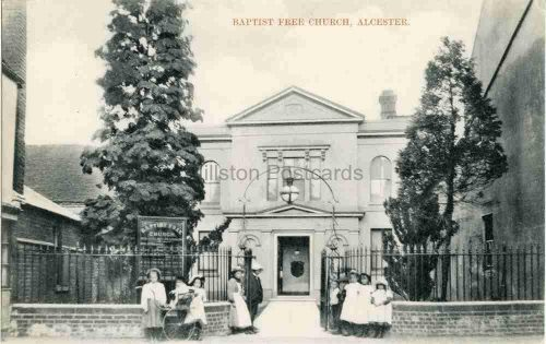 Alcester Front 001
