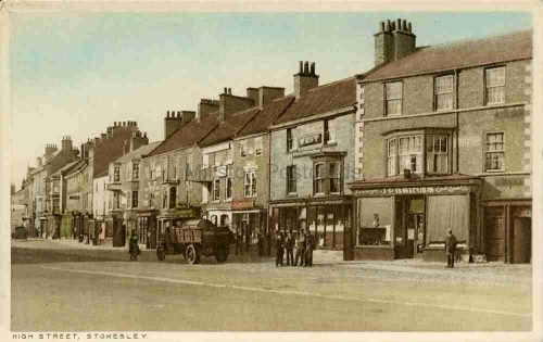 Stokesley Front 001