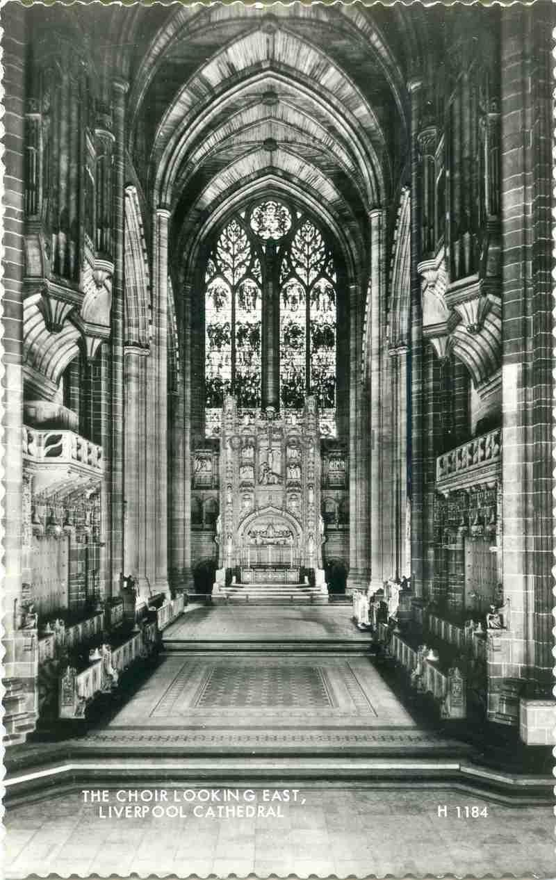 Choir, Organist & Organ - All Saints' Hockerill