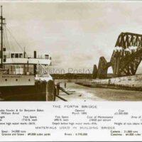 Forth Bridge Front 001
