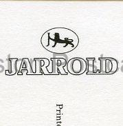 JARROLD & SONS Ltd.